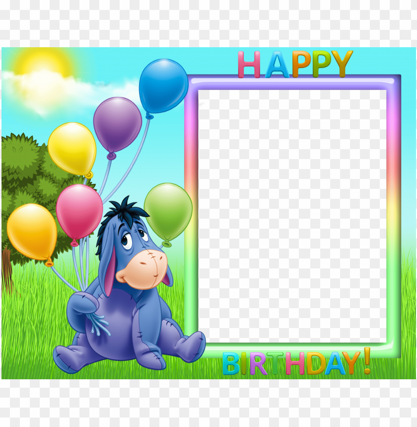 Birthday Frame Background Hd Photos | oceanfur23 com