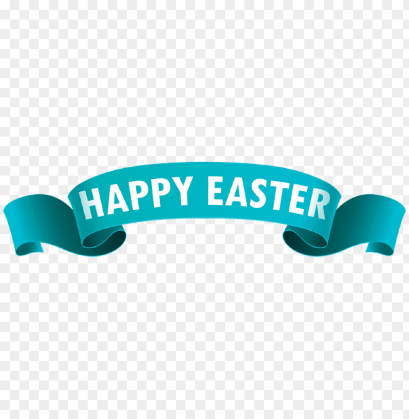 free PNG Download happy easter banner blue png images background PNG images transparent