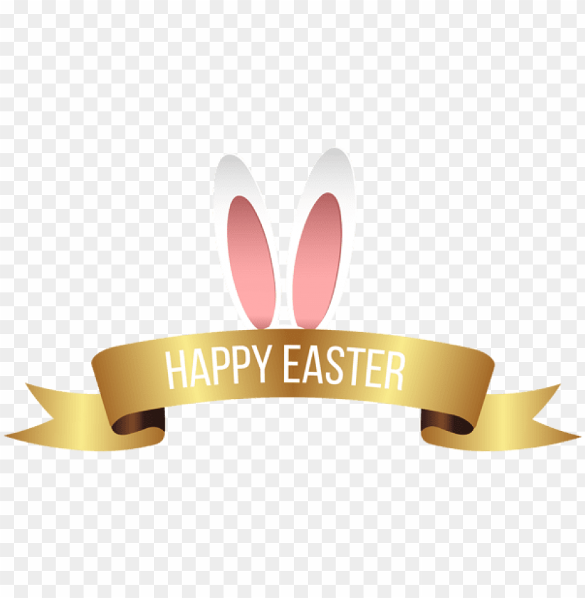 free PNG Download happy easter banner transparent png images background PNG images transparent