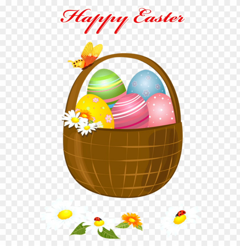 free PNG Download happy easter basket png images background PNG images transparent