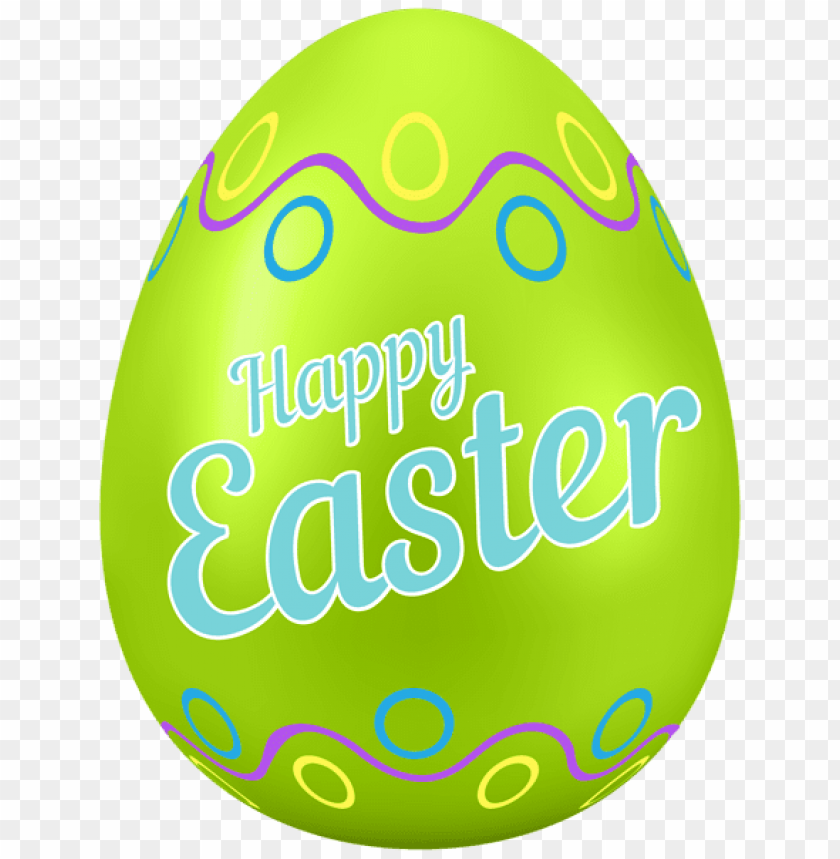 free PNG Download happy easter egg green png images background PNG images transparent