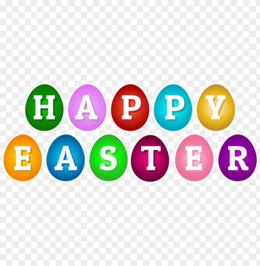 free PNG Download happy easter eggs png images background PNG images transparent