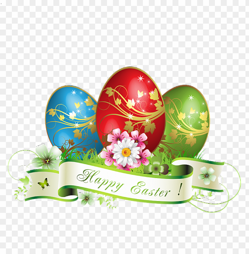 free PNG Download happy easter eggs decoration png images background PNG images transparent