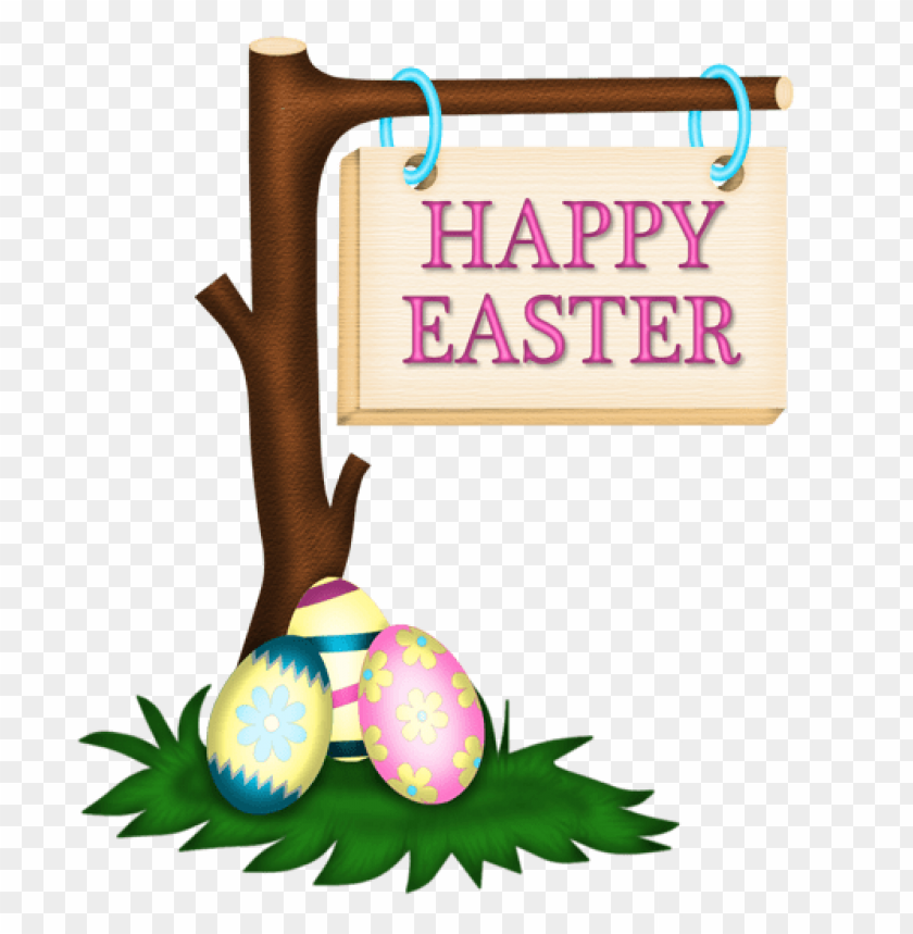 free PNG Download happy easter signpicture png images background PNG images transparent