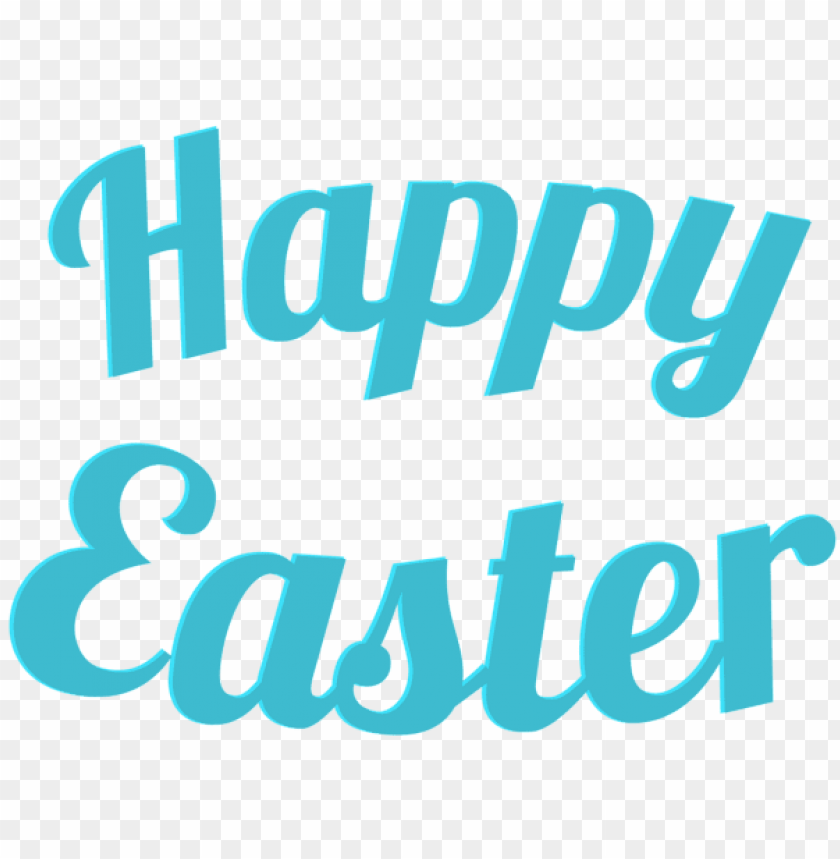 free PNG Download happy easter text png images background PNG images transparent