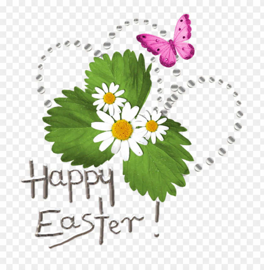 free PNG Download happy easter transparent text with deco png images background PNG images transparent