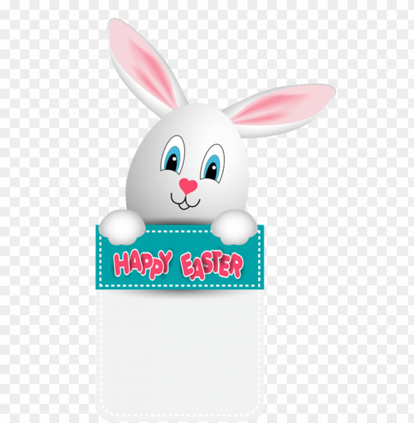 free PNG Download happy easter with bunny egg png images background PNG images transparent