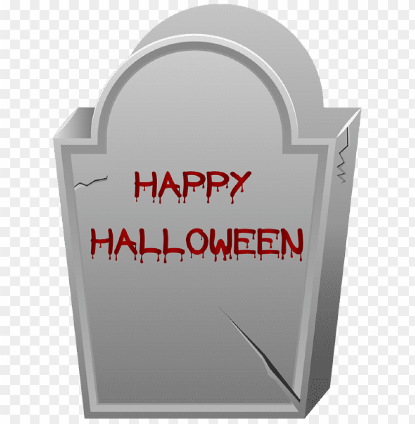 free PNG happy halloween tombstone PNG images transparent