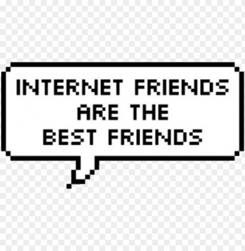 free PNG happy internet best friends day by teresa - my internet best friend PNG image with transparent background PNG images transparent
