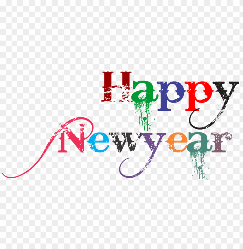 download happy new year clipart png photo toppng toppng
