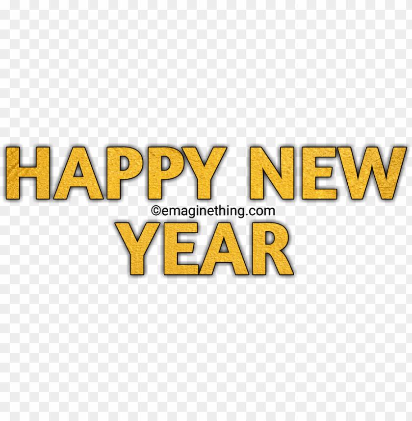 Happy New Year Transparent 81