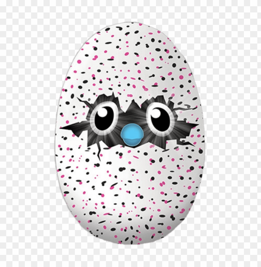 free PNG hatchimal peeking through egg shell PNG image with transparent background PNG images transparent