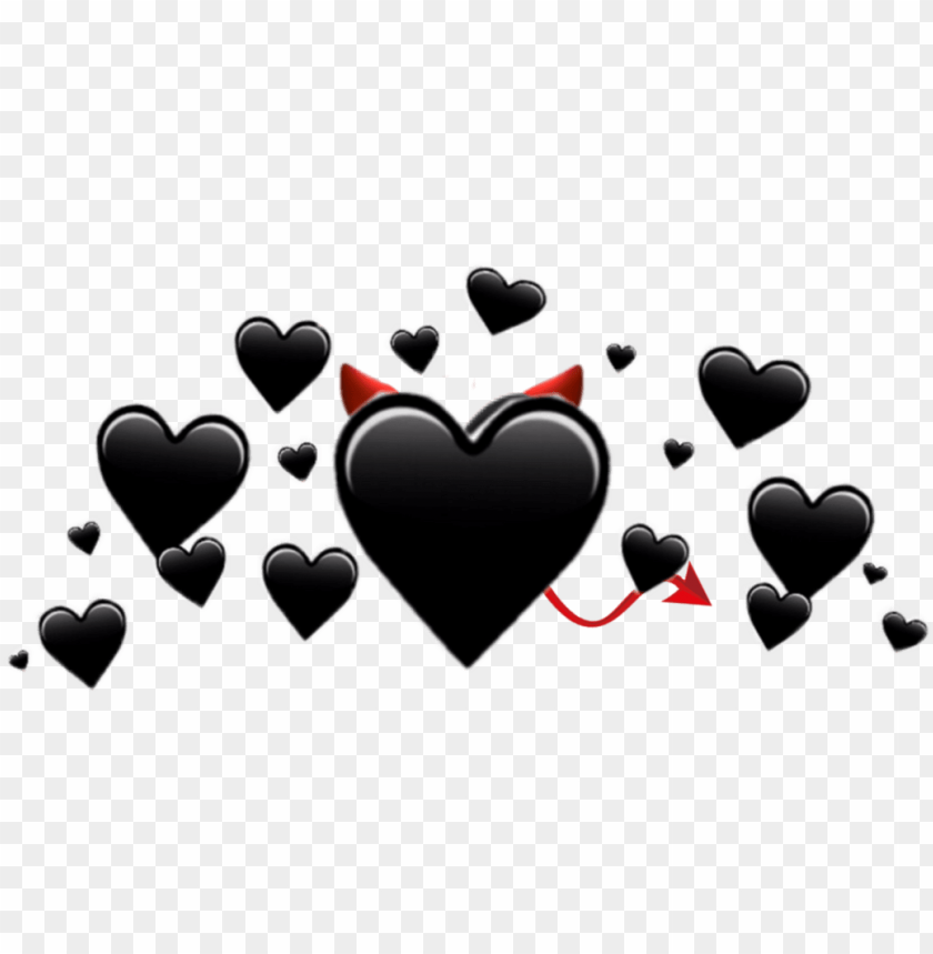 heart crown emoji PNG image with transparent background | TOPpng