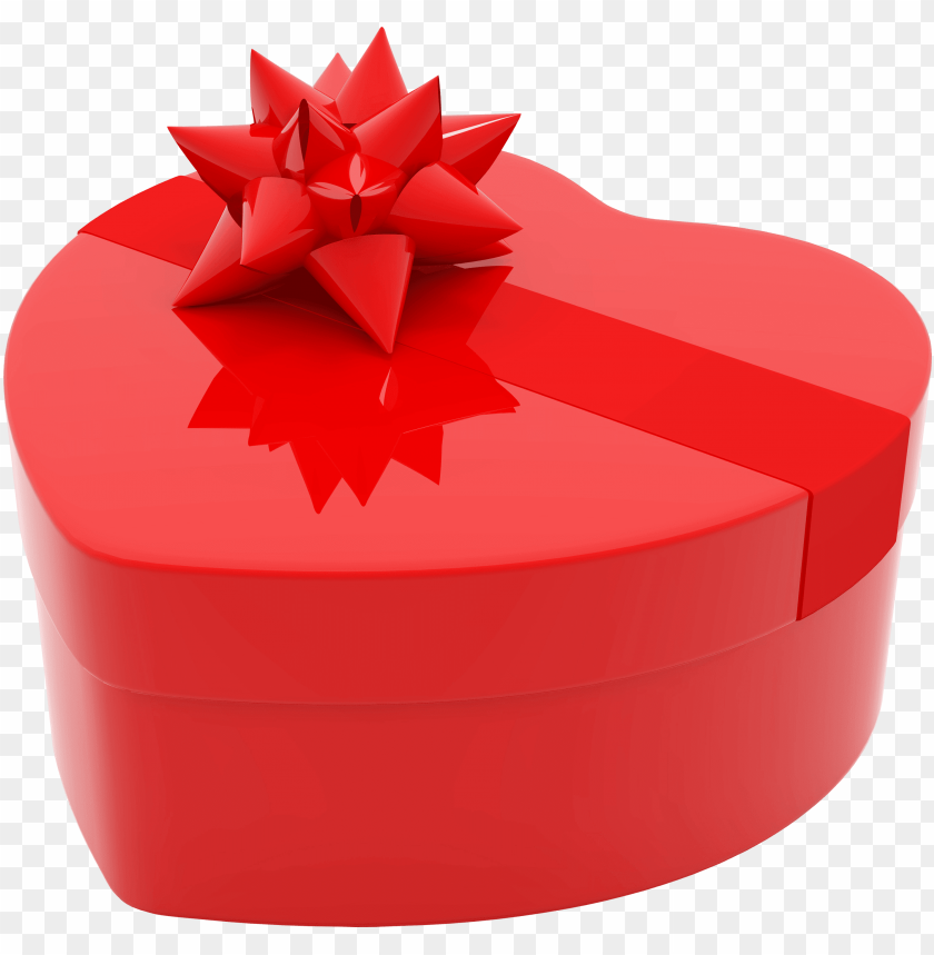free PNG heart red gift PNG image with transparent background PNG images transparent