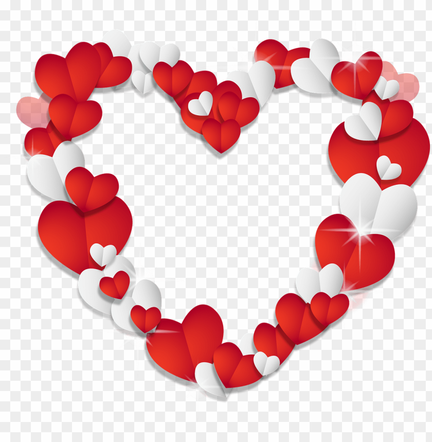Heart Transparent Love Wallpaper Background P And S