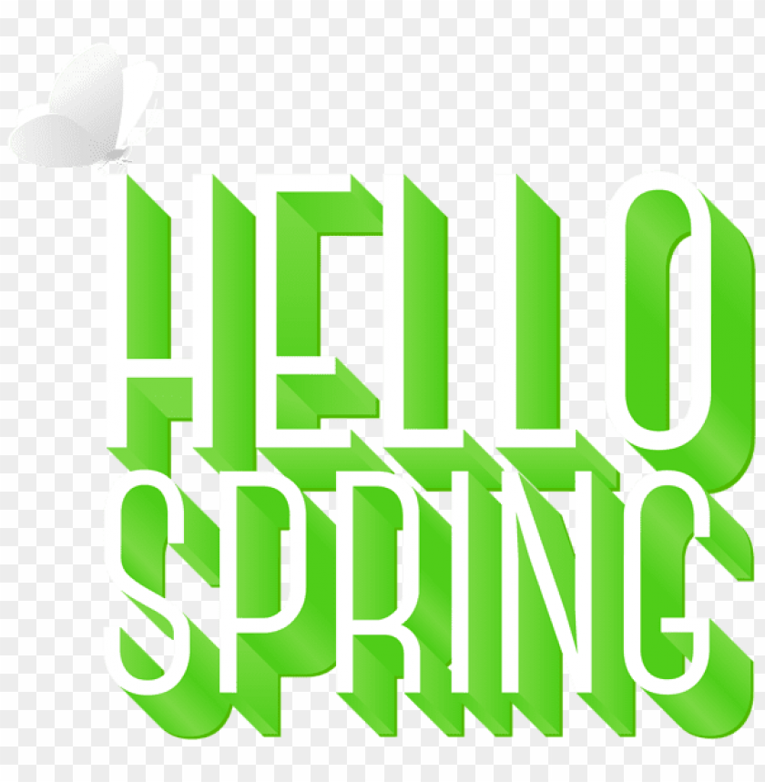 free PNG Download hello spring png png images background PNG images transparent