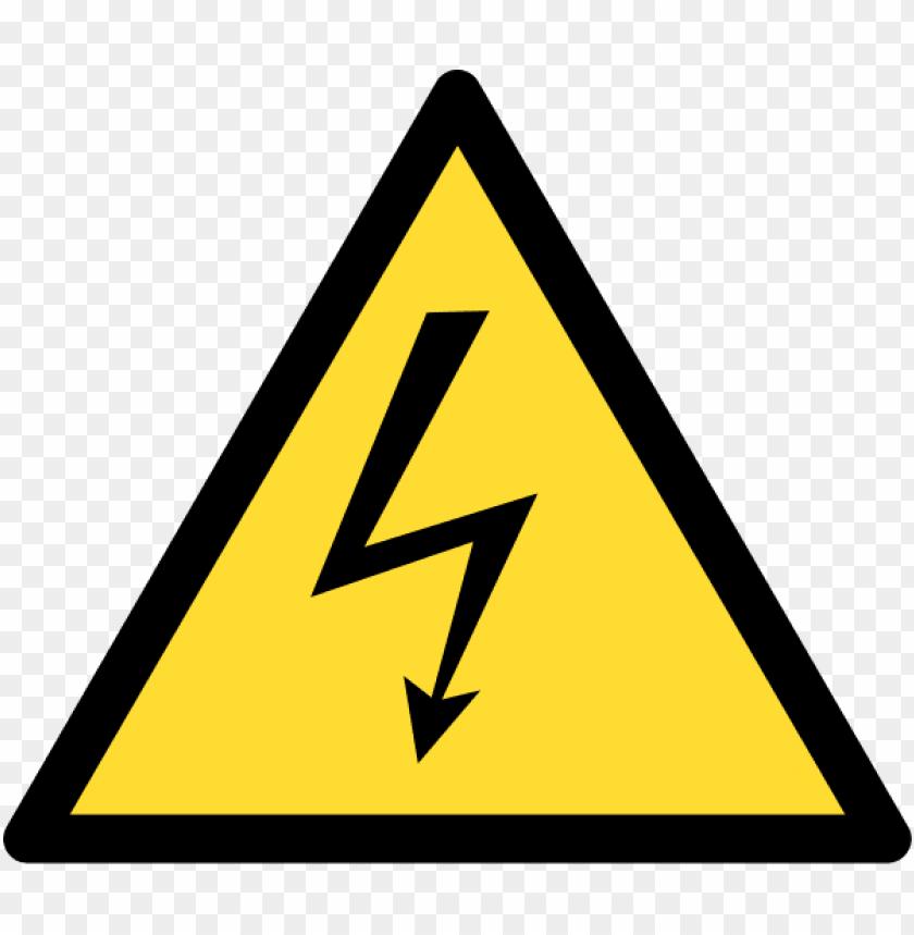 free PNG high voltage warning sign PNG image with transparent background PNG images transparent