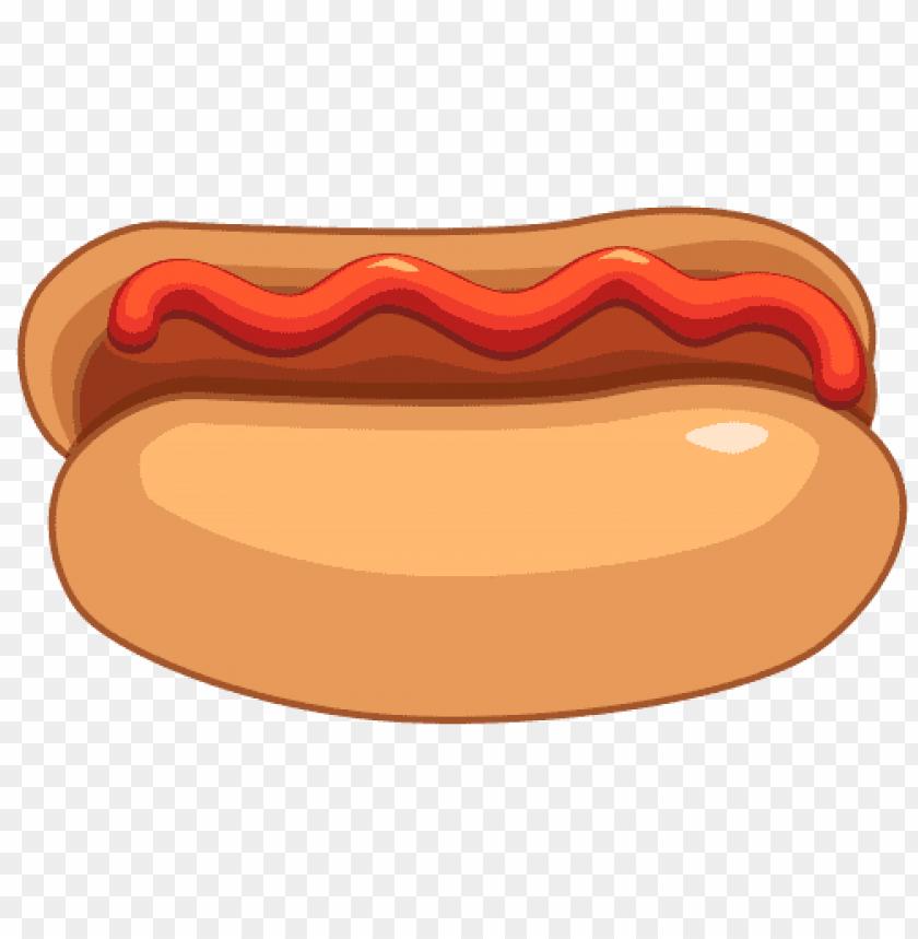 free PNG hot dog transparent PNG images transparent