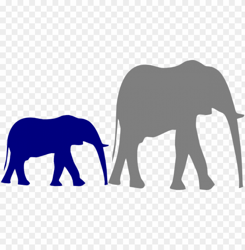 free PNG how to set use mother and baby elephant svg vector PNG image with transparent background PNG images transparent