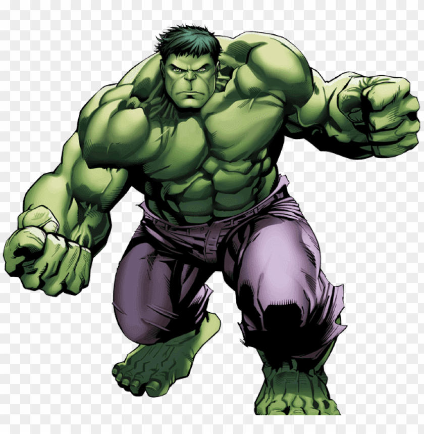 Download Hulk Png Cartoon Hd High Definition And Quality Clipart Png