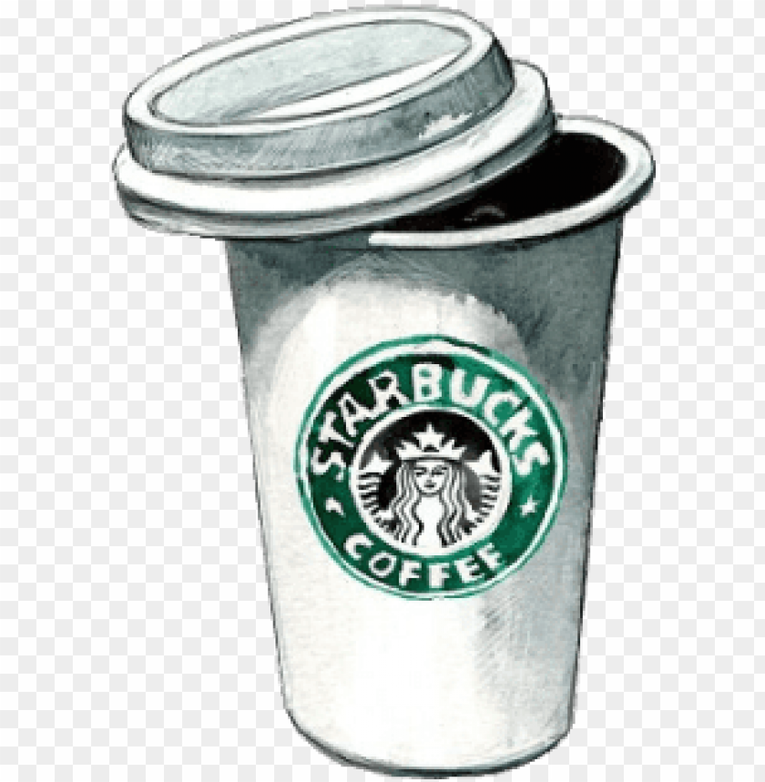 free PNG İlgili resim starbucks cup drawing, starbucks art, - starbucks coffee art PNG image with transparent background PNG images transparent