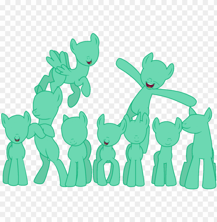free PNG image result for group mlp base group bases, mlp base, - mlp group base ms paint PNG image with transparent background PNG images transparent
