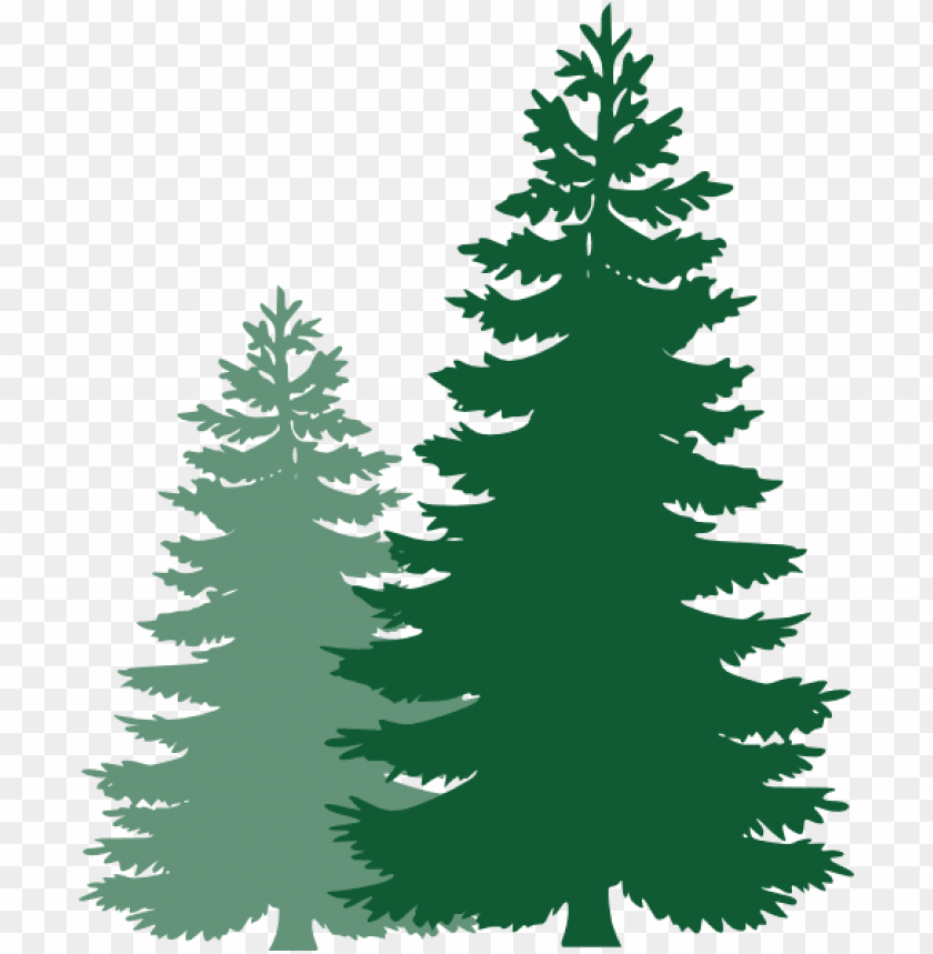 Christmas Tree Clipart Transparent Background.Ine Tree Vector Clipart Christmas Tree Silhouette Png