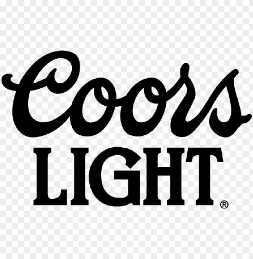Informe Coors Light Old Logo Png Image With Transparent Background Toppng
