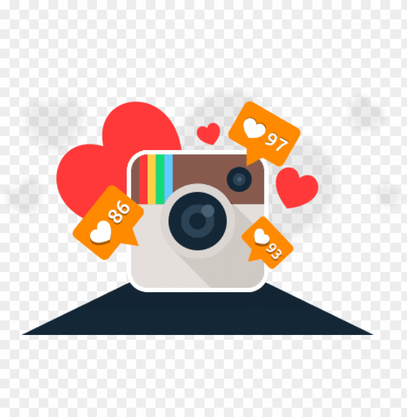 Instagram Likes Png