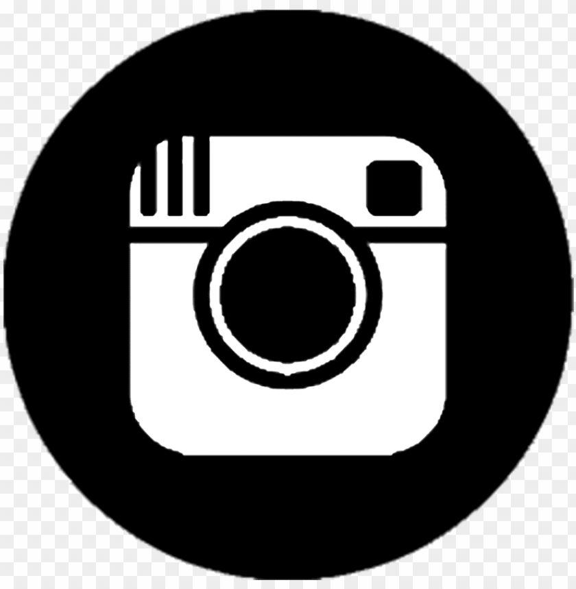 Instagram Logo White Icono Instagram Negro Png Free Png Images