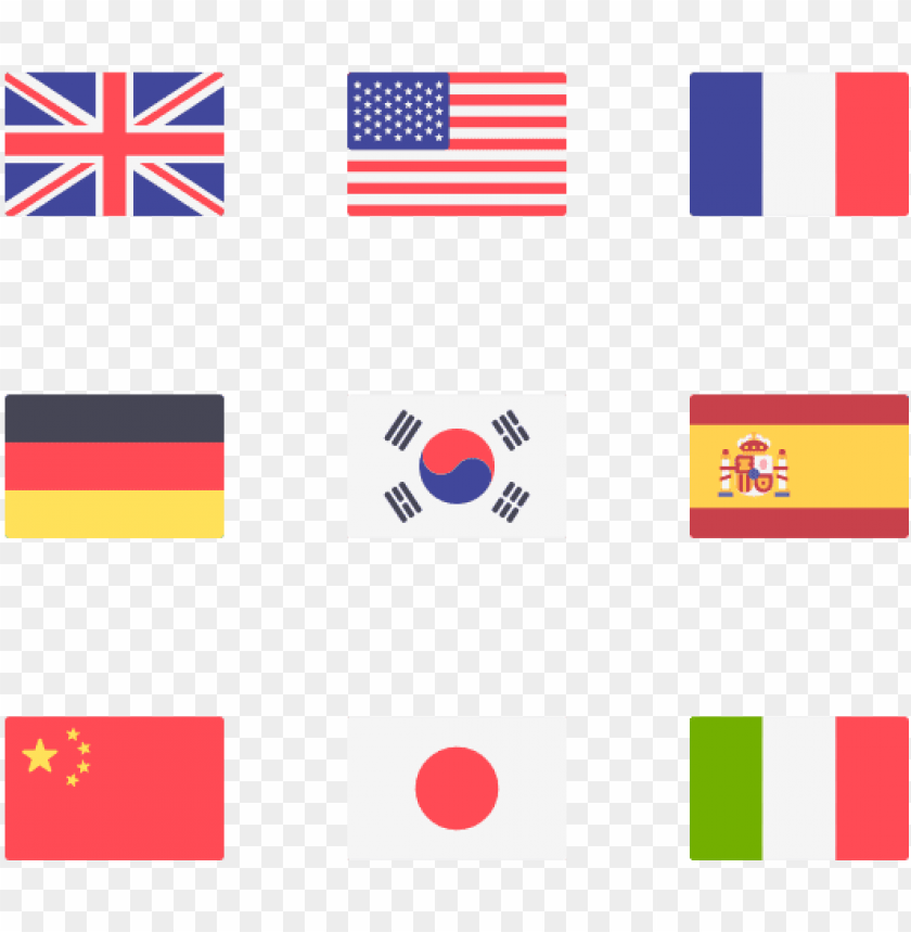 free PNG international flags - usa flag small ico PNG image with transparent background PNG images transparent