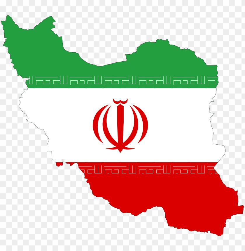 iran adoption - iran flag map PNG image with transparent background