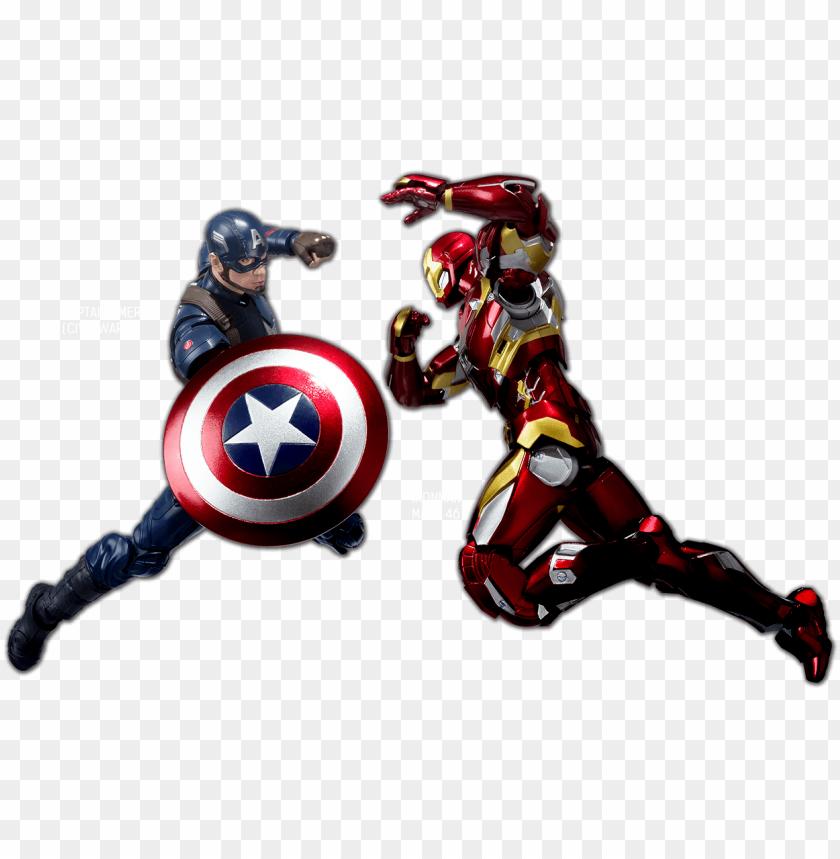 free PNG iron man, marvel dc comics, superhero, men, capt america, - sh figuarts iron man mark 46 PNG image with transparent background PNG images transparent