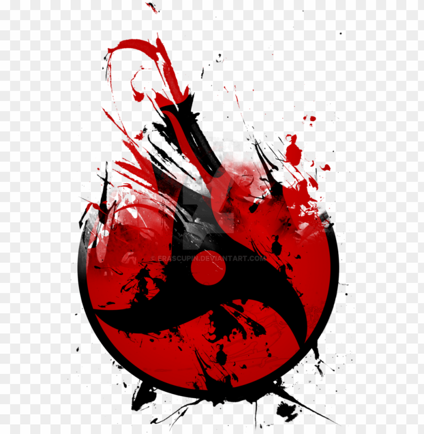 Itachi S Mangekyou Sharingan By Erascupin Itachi Sharingan Png Image With Transparent Background Toppng