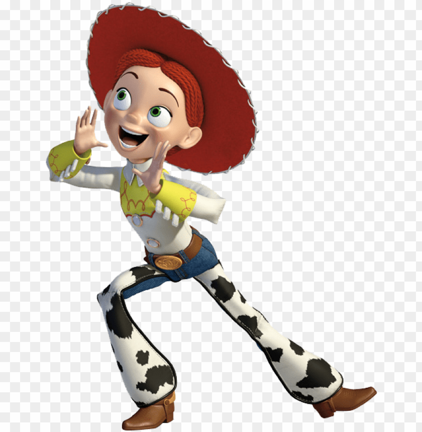 Jessie Toy Story Png Image With Transparent Background Toppng