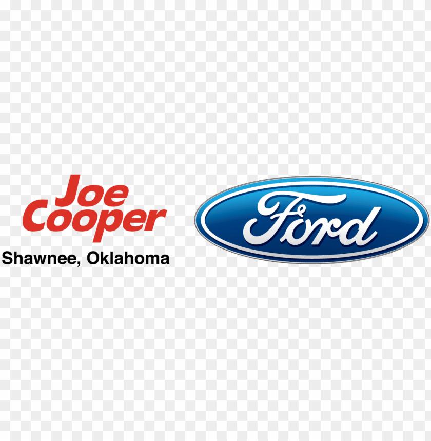 Joe Cooper Ford Shawnee >> Joe Cooper Ford Of Shawnee Chroma 5681 Oval Ford Logo