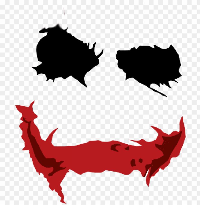 Download Joker Makeup Png Free Png Images Toppng
