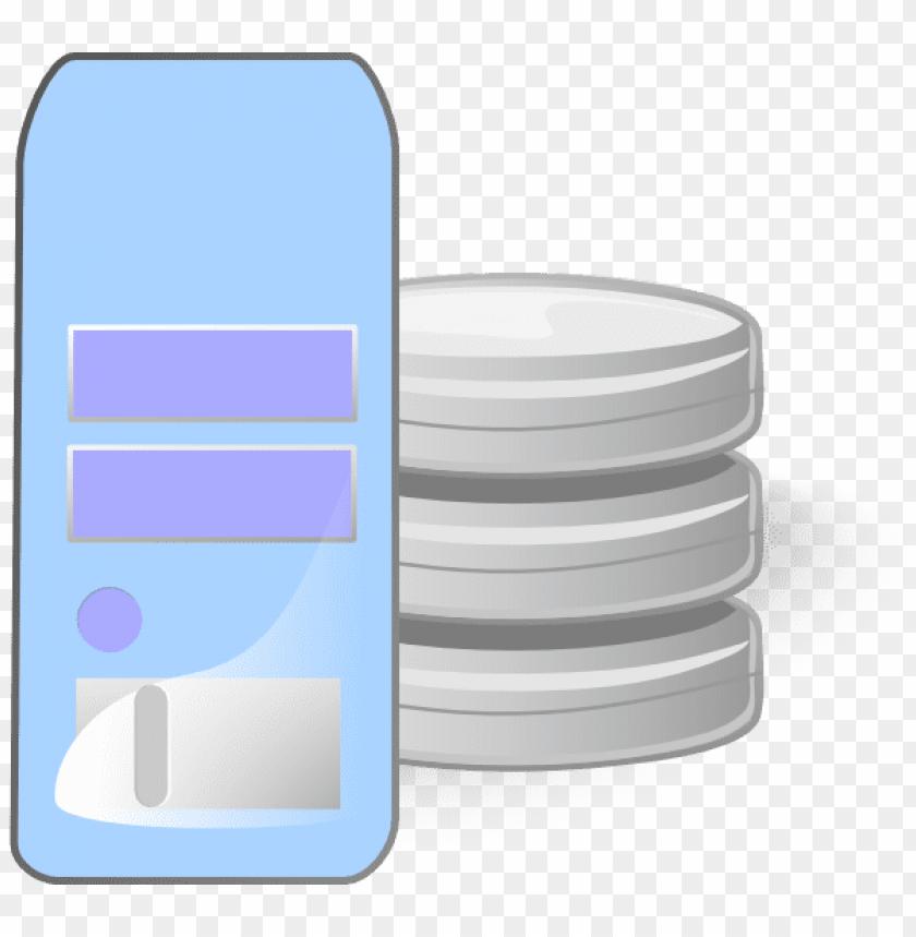 jpg freeuse at clker com online- database server icon png