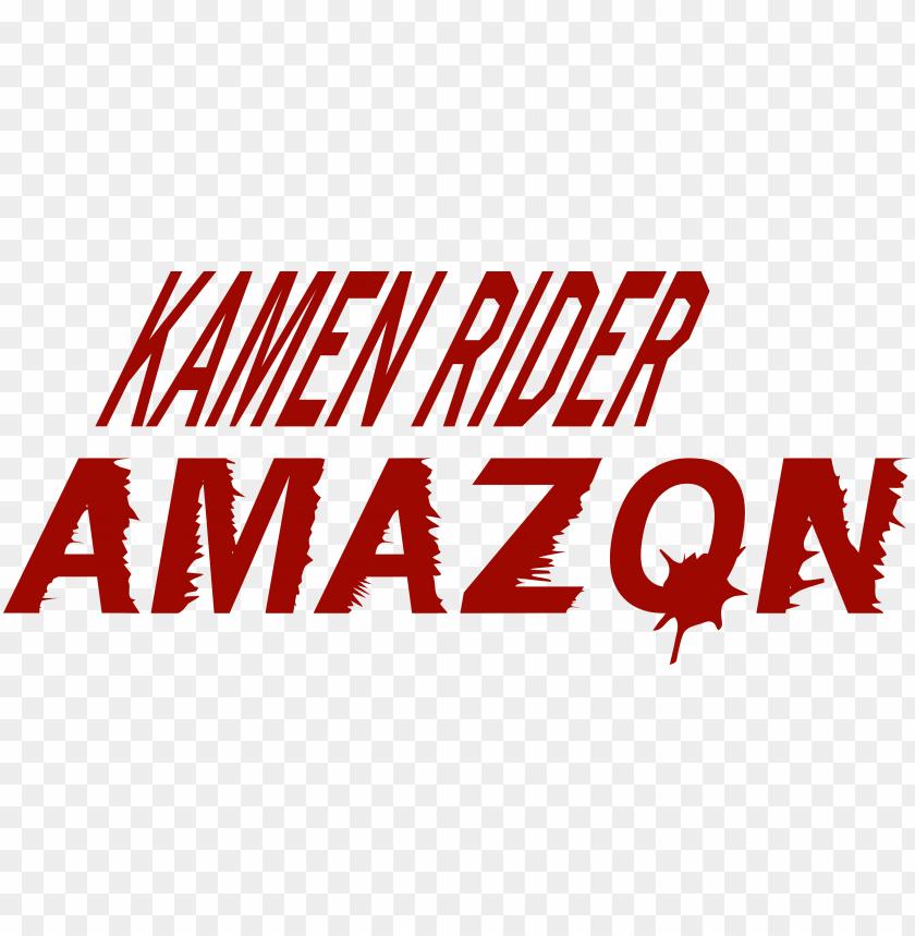 free PNG kamen rider amazon logo PNG image with transparent background PNG images transparent