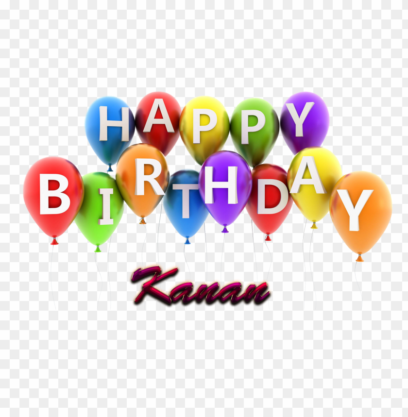 free PNG kanan happy birthday vector cake name png PNG images transparent