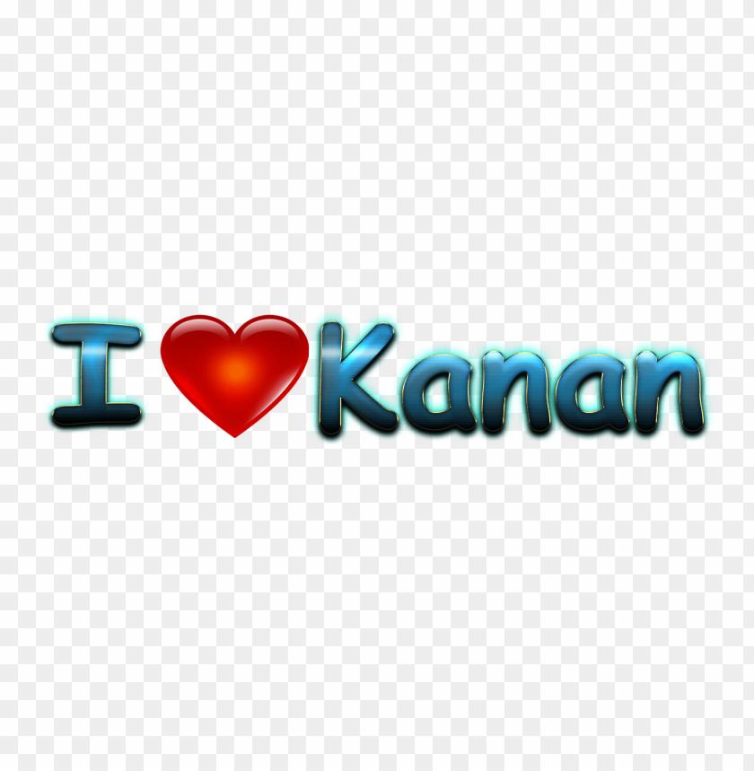 free png kanan heart name PNG images transparent