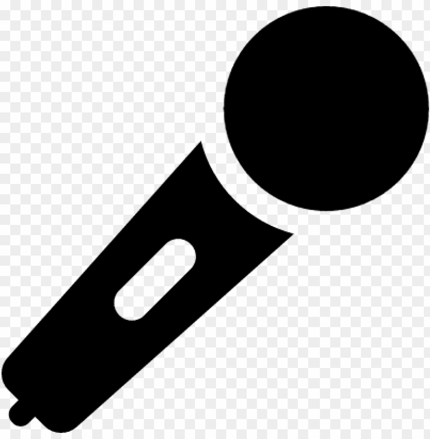 Karaoke Microphone Icon Vector Microphone Icon Png Image