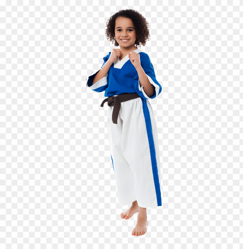 free PNG karate girl PNG images transparent