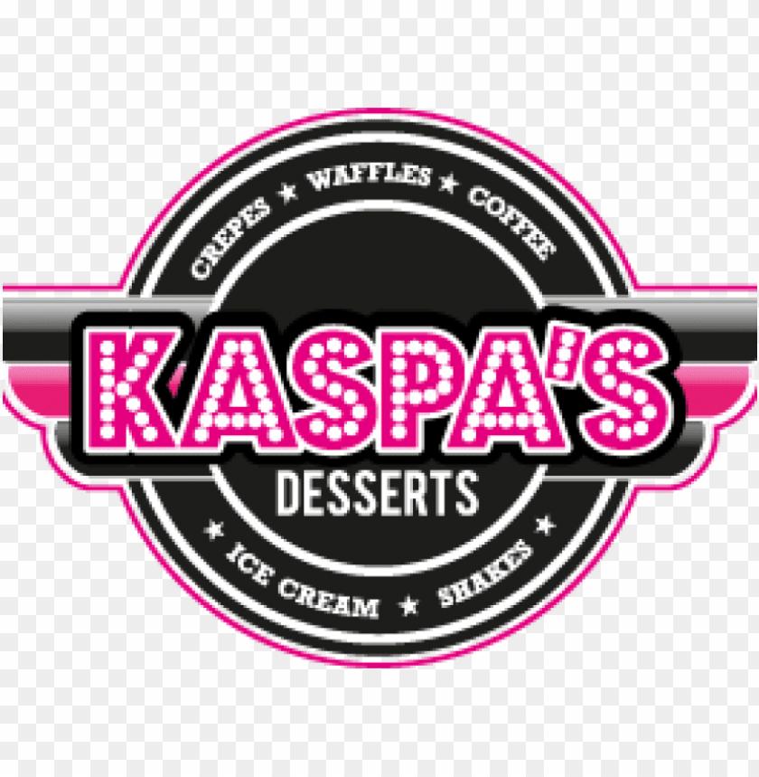 free PNG kaspas desserts logo PNG image with transparent background PNG images transparent