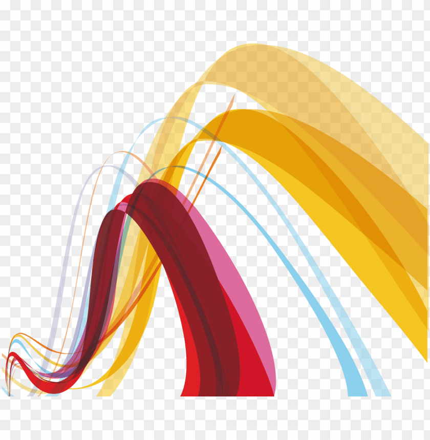 Kisspng Color Curve Graphic Design Vector Curves And