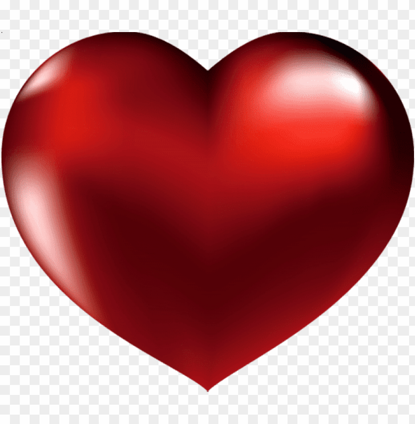 free PNG large red heart png - Free PNG Images PNG images transparent