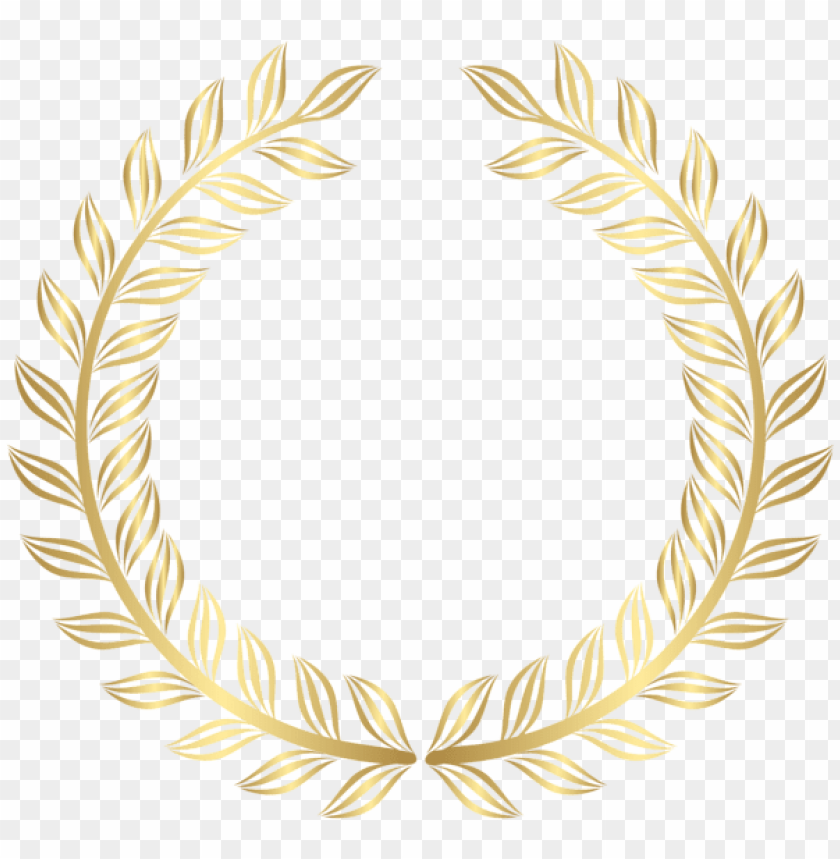 free PNG Download laurel wreath clipart png photo   PNG images transparent