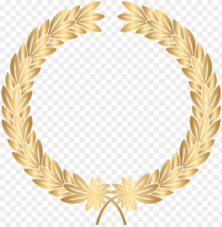 free PNG Download laurel wreath clipart png photo   PNG images transparent