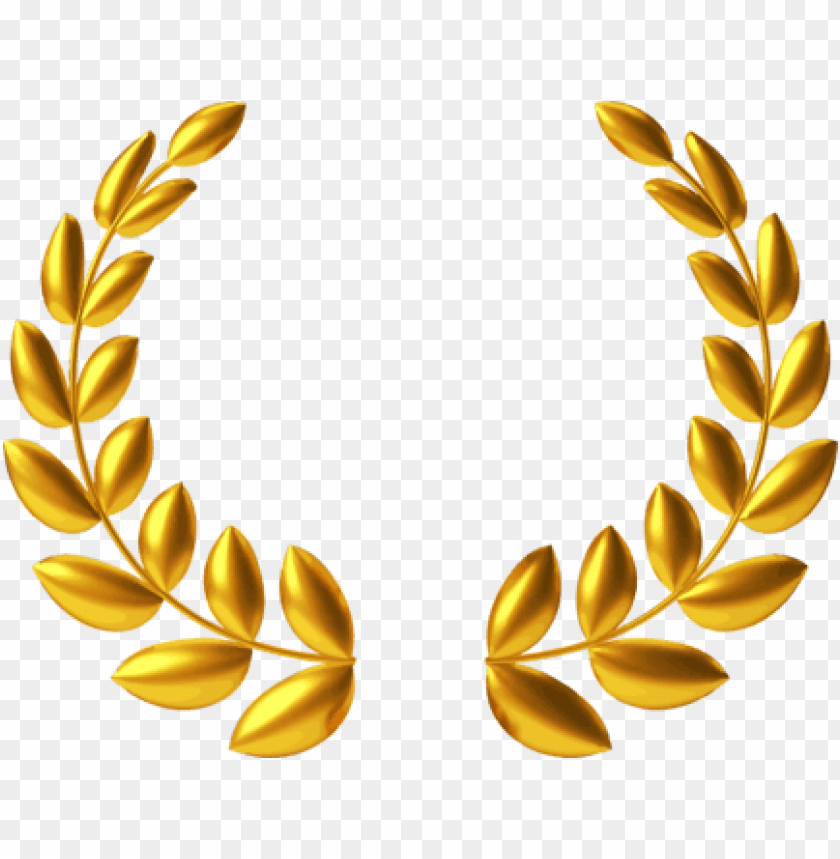 free PNG laurel wreath bay laurel paper zazzle - gold wreath PNG image with transparent background PNG images transparent