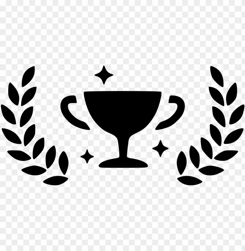 free PNG laurel wreath medal cup prize trophy reward comments - huawei solution partner logo PNG image with transparent background PNG images transparent